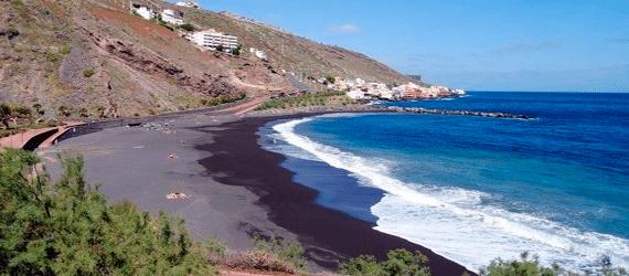 Playa La Nea - El Rosario
