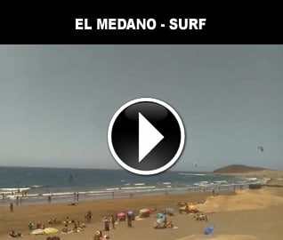веб камера на пляже эль медано