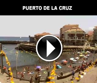 веб камера пуэрто де ла круз
