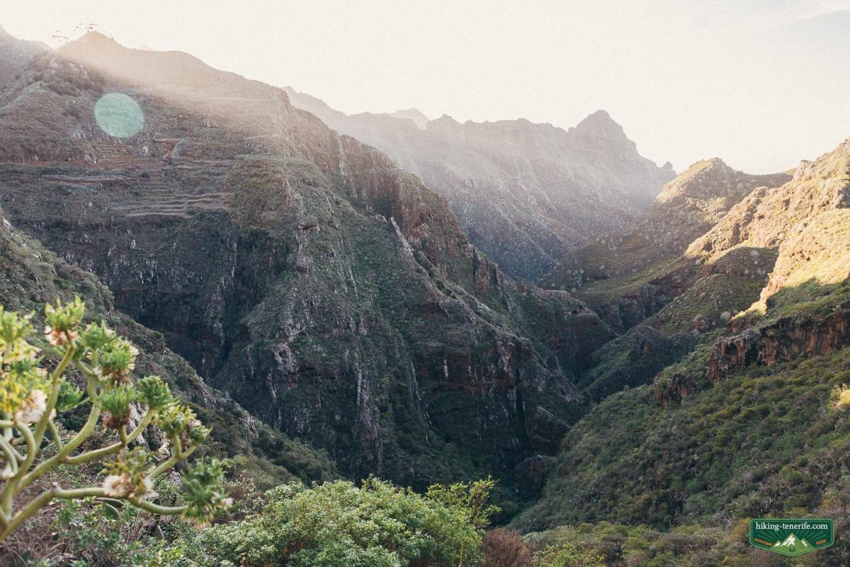маршрут по горам Анаги