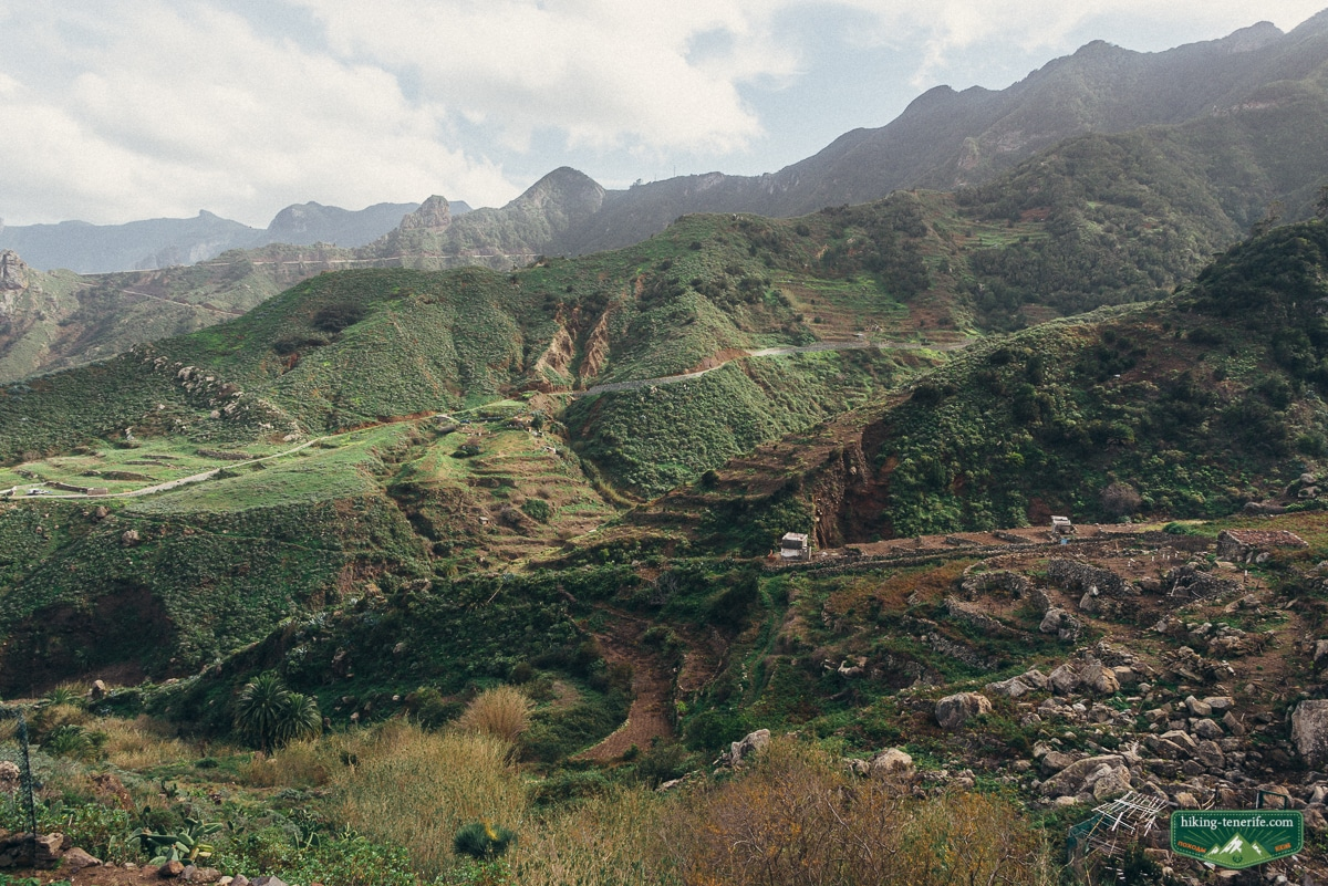 маршрут по Анаге