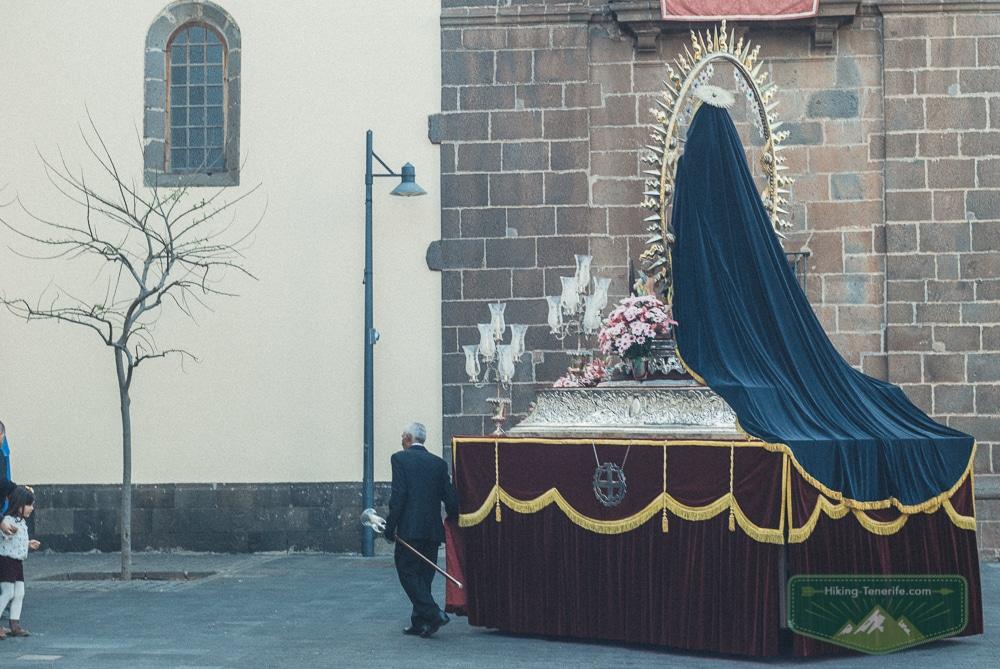 церковь в Ла Лагуне