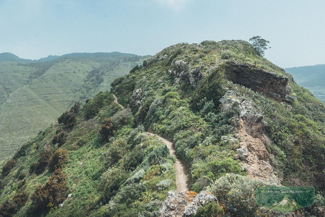 поход в Анагу на гору Тегесте